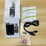 Eleaf iStick Pico 75W TC Full Kit With Melo 3 Mini Tank - BLACK