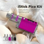 Eleaf iStick Pico 75W TC Full Kit With Melo 3 Mini Tank - PURPLE