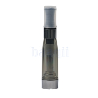 CE5 Atomizer 510 Thread Vapor Bottle Tank Without Burning Smell - 1.6ml - BLACK
