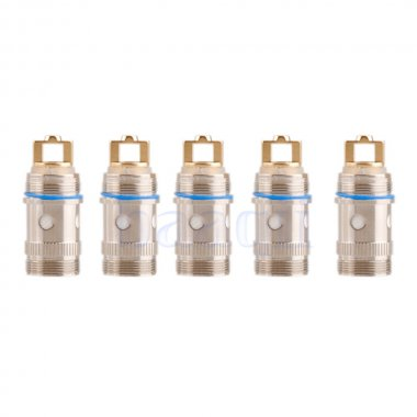 5 X Replacement Cotton Coil For Eleaf ijust 2 - 0.3ohm