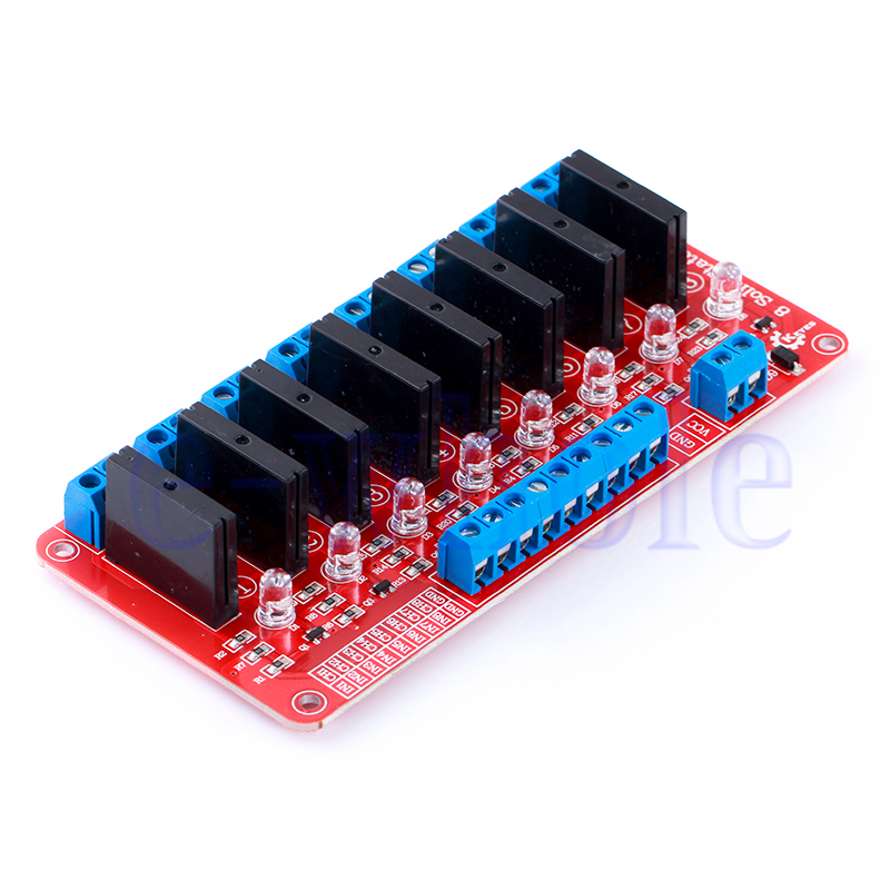 V a channel ssr g mb p solid state relay module