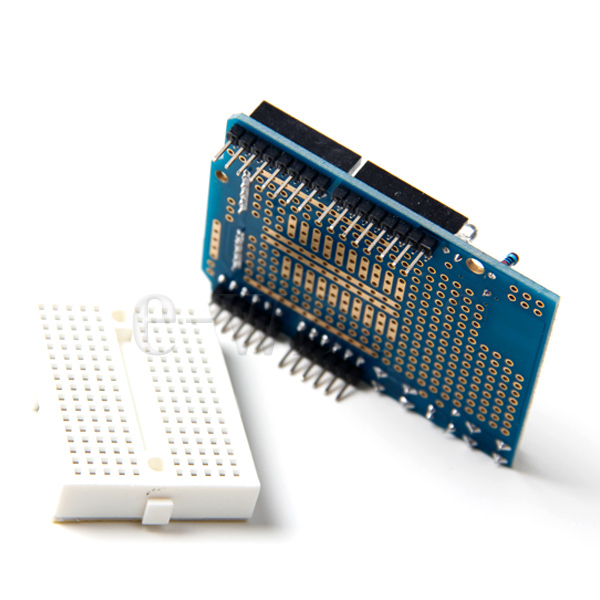 Pc prototype prototyping shield mini breadboard for