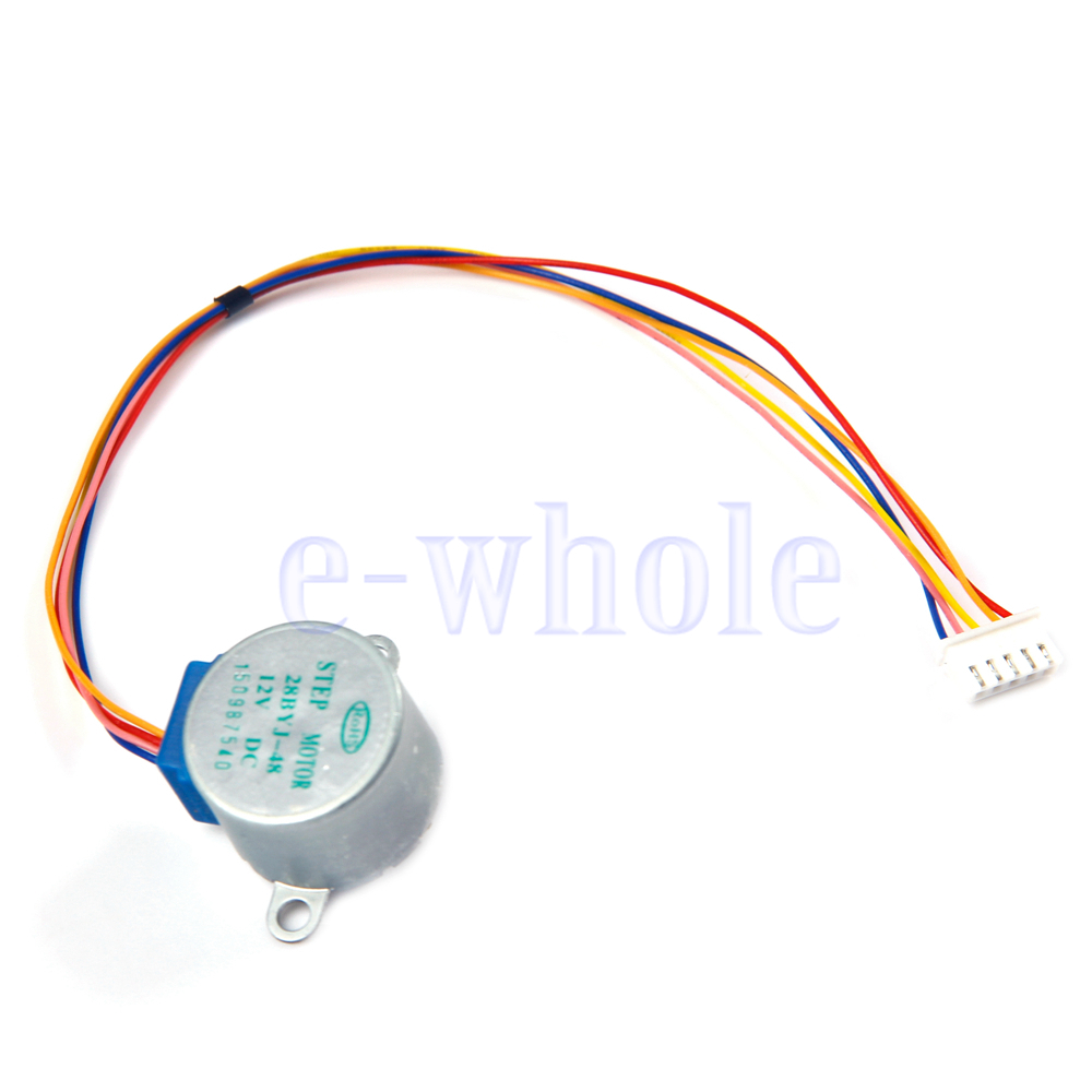 12V-4-phase-5-wire-Stepper-Motor-Gear-Motor-28BYJ-48-12V-for-DIY-Project-5O