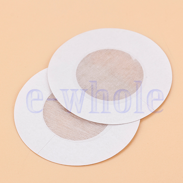 nude Disposable invisible Adhesive Nipple Covers Bra petal pad pasties WS