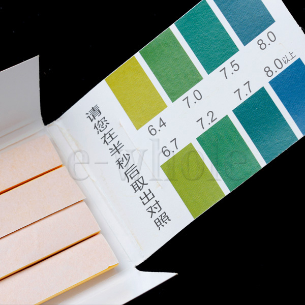 how to use litmus paper to test ph