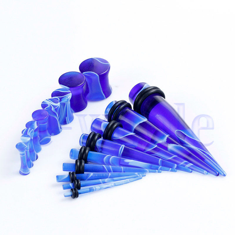 Ear stretching ear expanding ear gauge tapers and ear
