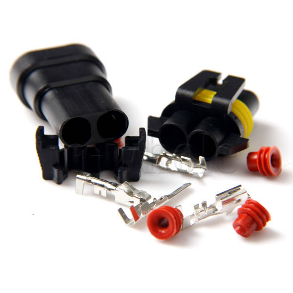 1-5mm-20A-10g-2Pin-Way-Waterproof-Car-Electrical-Wire-Connector-Plug-Kit-EW