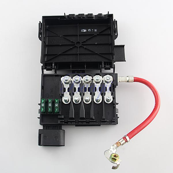 Fuse box battery terminal fit for vw jetta golf mk beetle