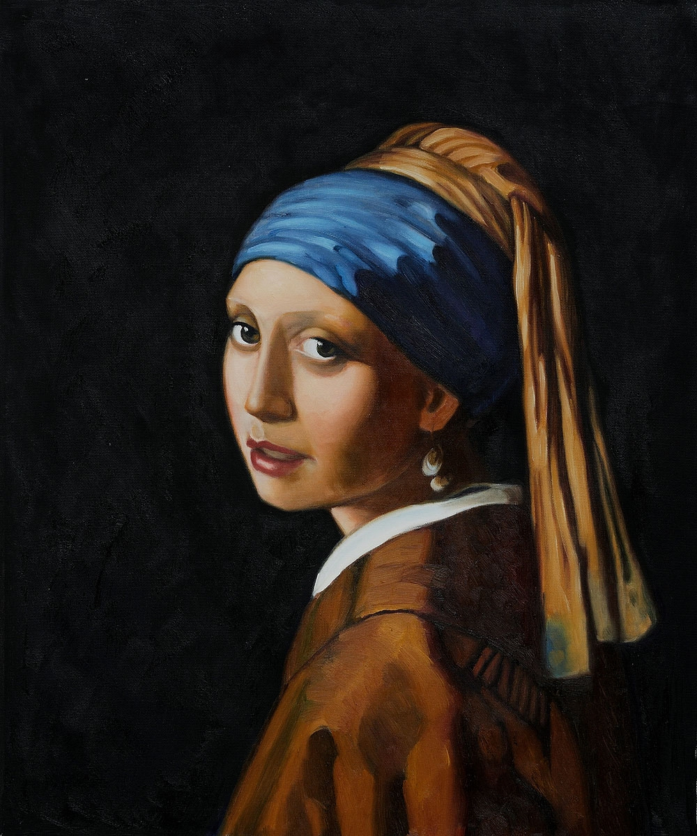 girl with pearl earring porn