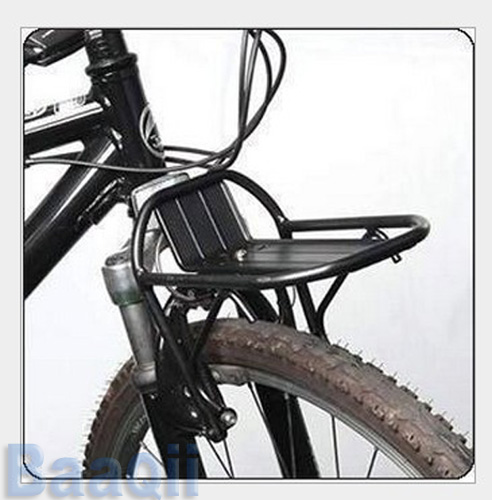 Cycling-Bike-Aluminum-Alloy-Bicycle-Front-Rack-Panniers-Bag-Bracket-Carrier-DH