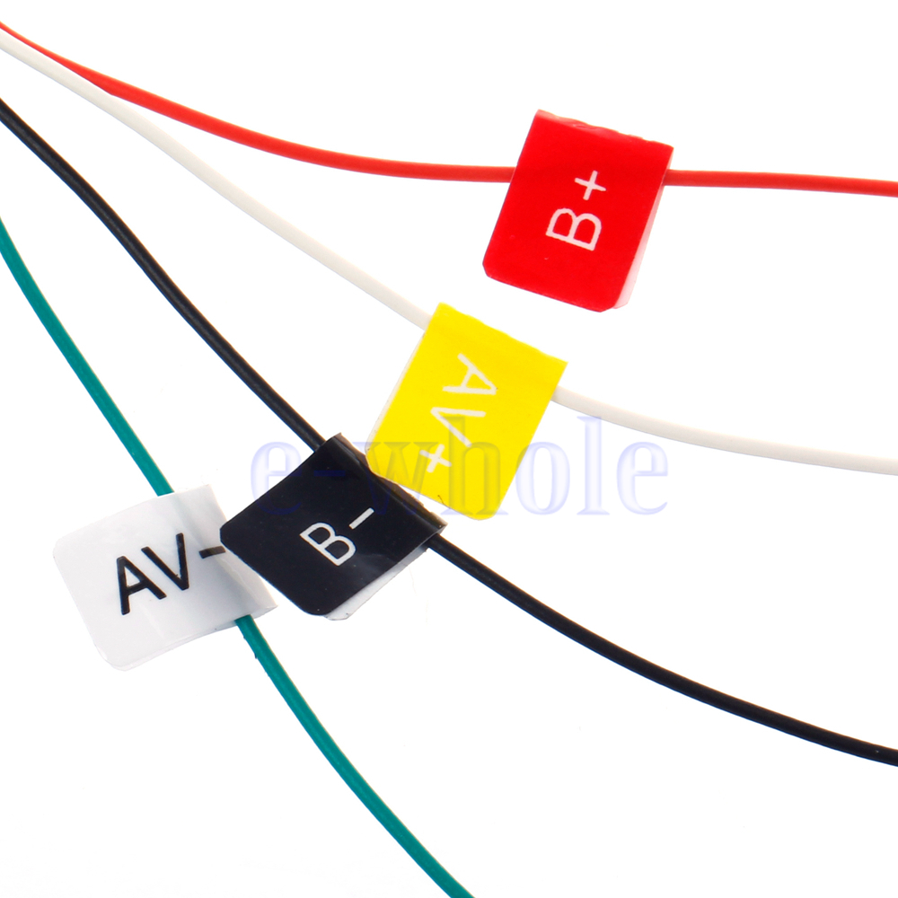 Mini Usb Av Cable Pinout Wiring Diagram New Micro 5pin To Out For Sj4000 Sport Camera Fpv Black Rh Ebay