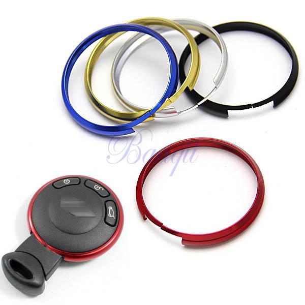 Key Fob Replacement Trim Ring Fit Mini Cooper JCW 08 on R55 R56 R57 R58 R59 R60